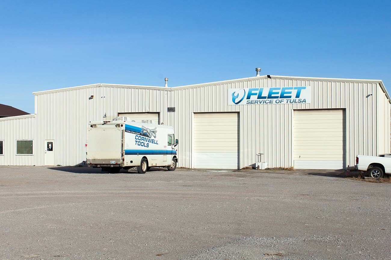 fleet service of tulsa service shop