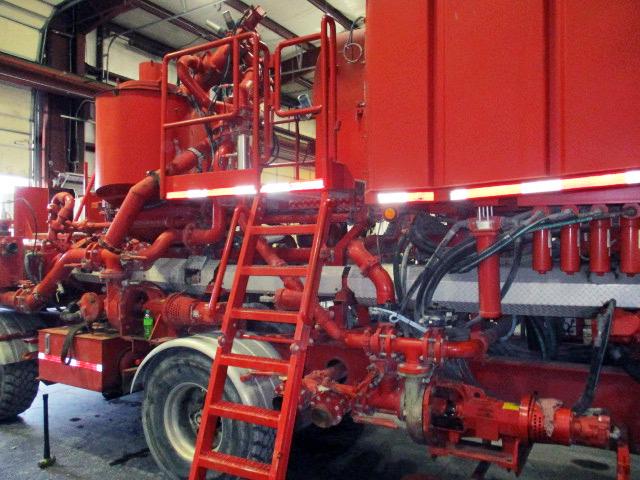 fleet service cementer remanufacturing