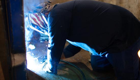 fleet service of tulsa welder