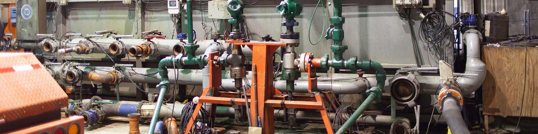 fleet service of tulsa oilfield test pit control