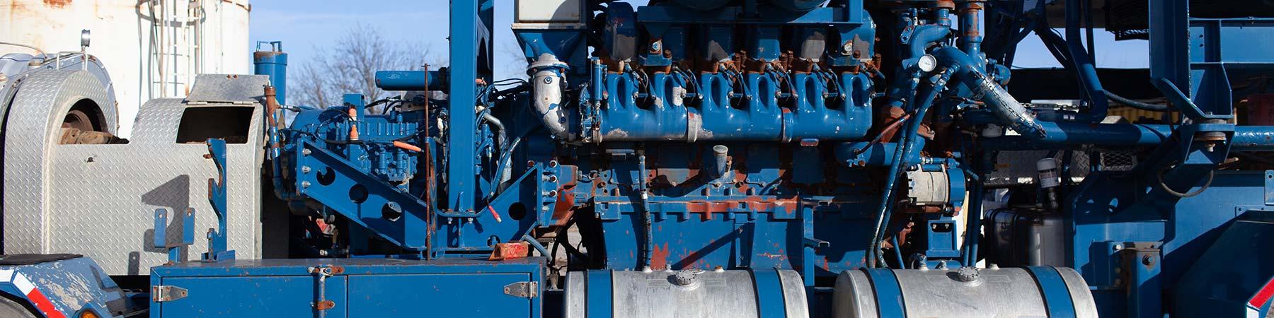 fleet service of tulsa oilfield test pit equipment testing